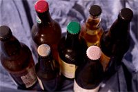 Washington-grown and -made ciders compare favorably with those form England and France. Photo: Brian Clark/WSU.