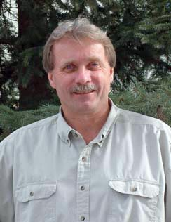 Daniel L. Fagerlie, Ferry County director for WSU Extension and the Colville Reservation Federally Recognized Extension Program