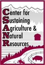 Center for Sustaining Agriculture and Natural Resources