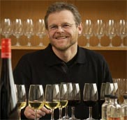 Thomas Henick-Kling is the new director of WSU's program in viticulture and enology. Photo courtesy Cornell University.