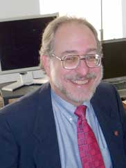 Michael Kahn is the new associate director of WSU's Agricultural Research Center