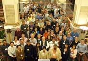participants at the PGPR Workshop