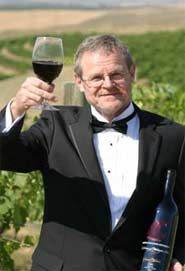 Thoomas Henick-Kling, director of WSU's program in viticulture and enology