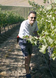 Viticulturist Markus Keller served as Biondi's graduate advisor. Learn more about viticultural research at WSU's Irrigated Agriculture Research and Extension Center in Prosser: http://winegrapes.wsu.edu/