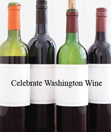 Jan. 30 is the date for the next Celebrate Washington Wine auction.
