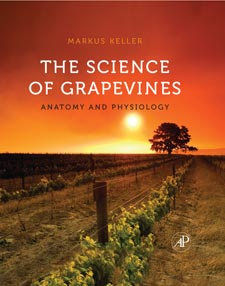 The cover of The Science of Grapevines by Markus Keller