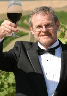 Thomas Henick-Kling, director of viticulture and enology at Washington State University