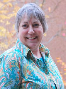 """Associate professor Kathleen Williams is taking her popular """"Introduction to Wines and Vines"""" course online in the Spring, 2010 semester."""