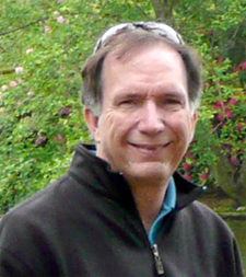 WSU entomologist Vince Jones