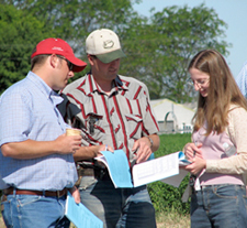 What's new and what's working? Staying current with research helps farmers stay profitable.