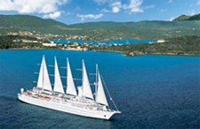 Cruise the Mediterranean with the Cougars on a luxury ship.
