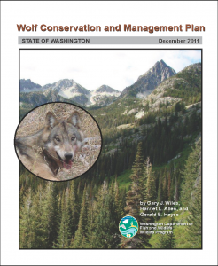 WSU's Rob Wielgus, director of the Large Carnivore Conservation Lab, lead the population viability analysis that was used in the Washington Wolf Conservation and Management Plan. Click image to download high-resolution version.