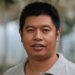 Dr. Bo Li, cherry physiologist at the Shandong Institute of Pomology in China