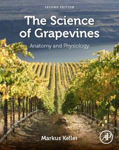 "Washington State University Chateau Ste. Michelle Distinguished Professor of Viticulture Markus Keller published the expanded, second edition of his textbook ""The Science of Grapevines: Anatomy and Physiology""."