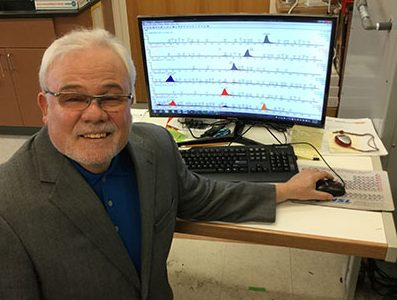 Robert Bonsall examines spectra of metabolites that help protect wheat.